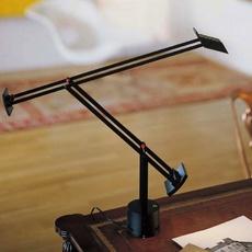 Tizio led richard sapper lampe a poser table lamp  artemide a009210   design signed 34604 thumb