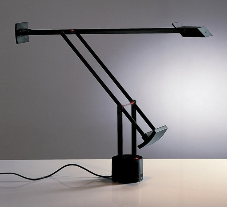 Tizio led richard sapper lampe a poser table lamp  artemide a009210   design signed 34606 product
