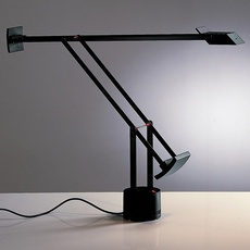 Tizio led richard sapper lampe a poser table lamp  artemide a009210   design signed 34606 thumb