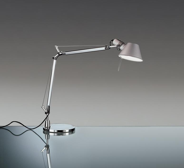 Tolomeo michele de lucchi lampe a poser table lamp  artemide a005910 a008600  design signed nedgis 120293 product