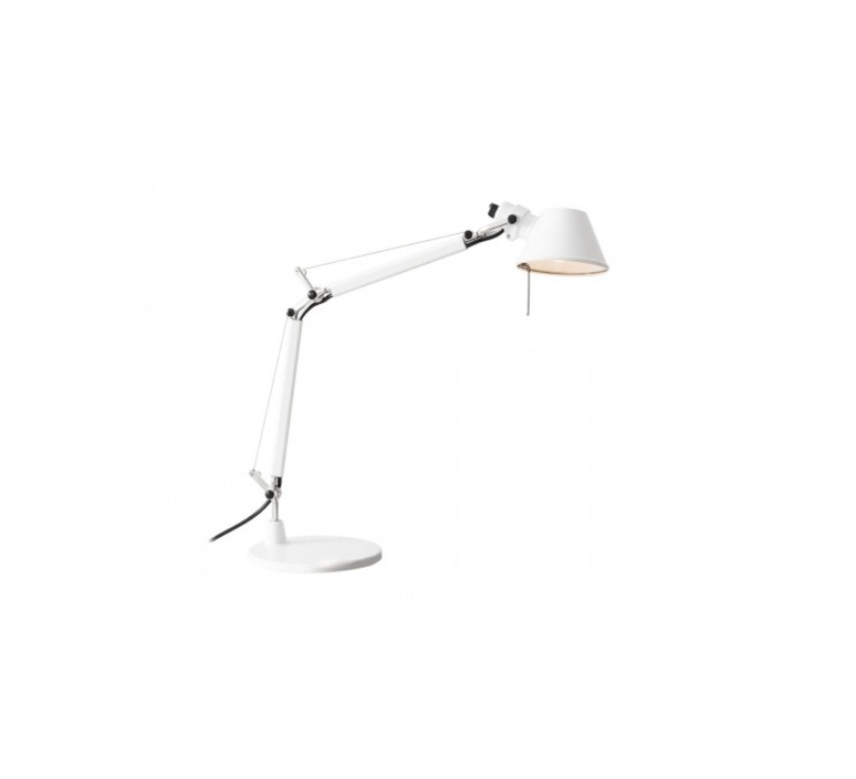 Tolomeo micro table michele de lucchi lampe a poser table lamp  artemide 0011820a  design signed nedgis 104456 product