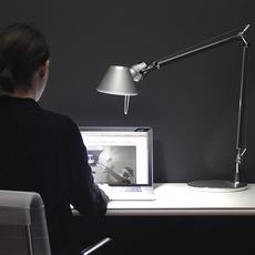 Tolomeo table michele de lucchi lampe a poser table lamp  artemide a004800 a004030  design signed 34157 thumb