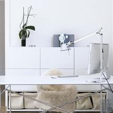 Tolomeo table michele de lucchi lampe a poser table lamp  artemide a004800 a004030  design signed 34184 thumb