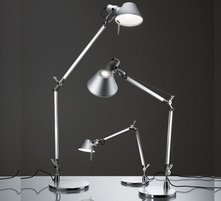 Tolomeo table michele de lucchi lampe a poser table lamp  artemide a004420 a005320  design signed 75887 product