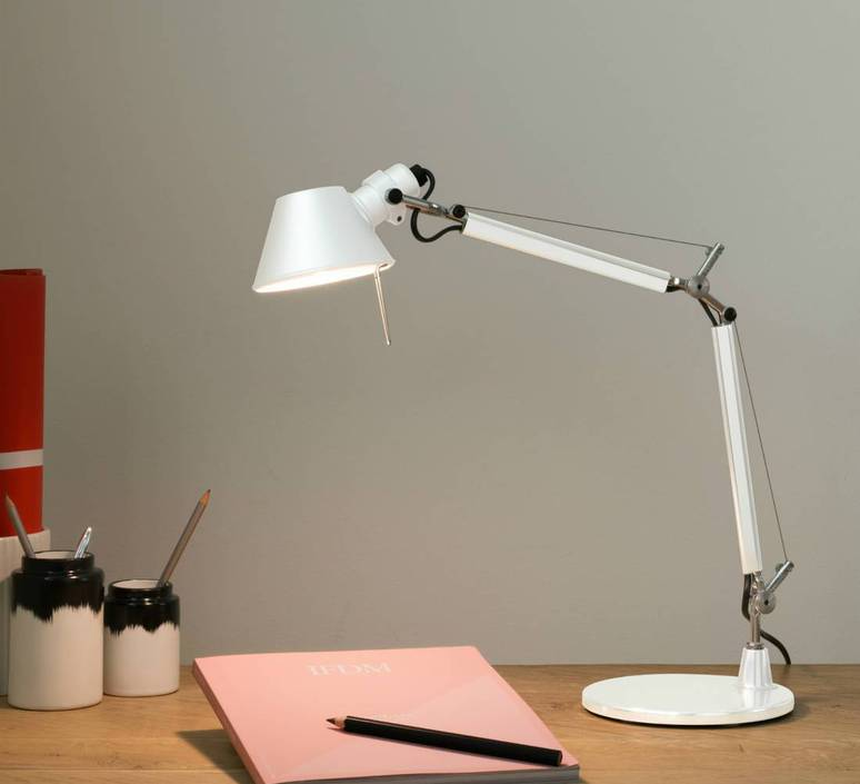 Tolomeo table michele de lucchi lampe a poser table lamp  artemide a004420 a005320  design signed 56483 product
