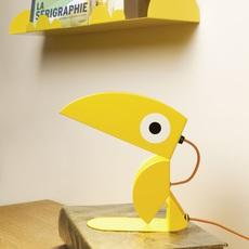 Toucan bleu carmin design studio lampe a poser table lamp  bleu carmin design lmp animo 002  design signed nedgis 77207 thumb