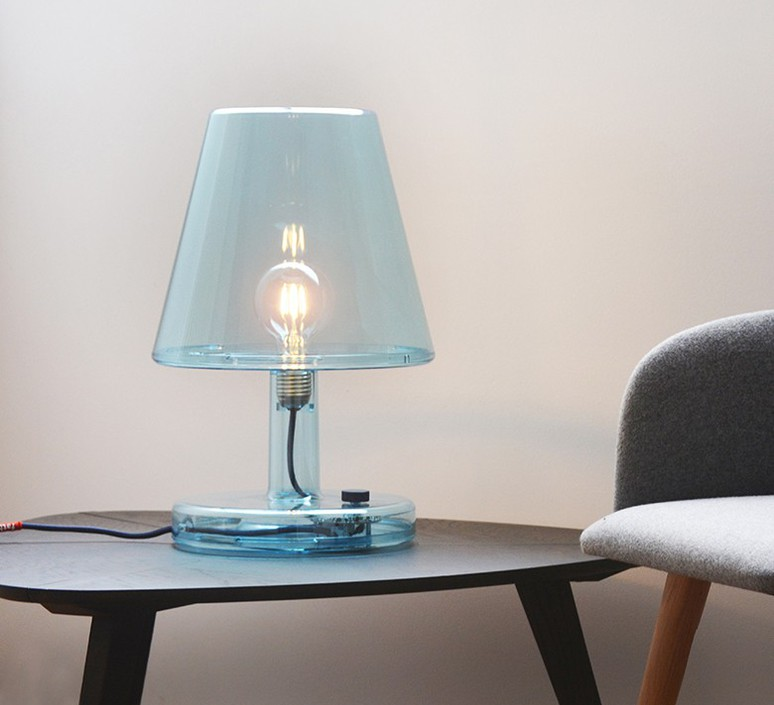 Trans parents  lampe a poser table lamp  fatboy 100563  design signed 58778 product