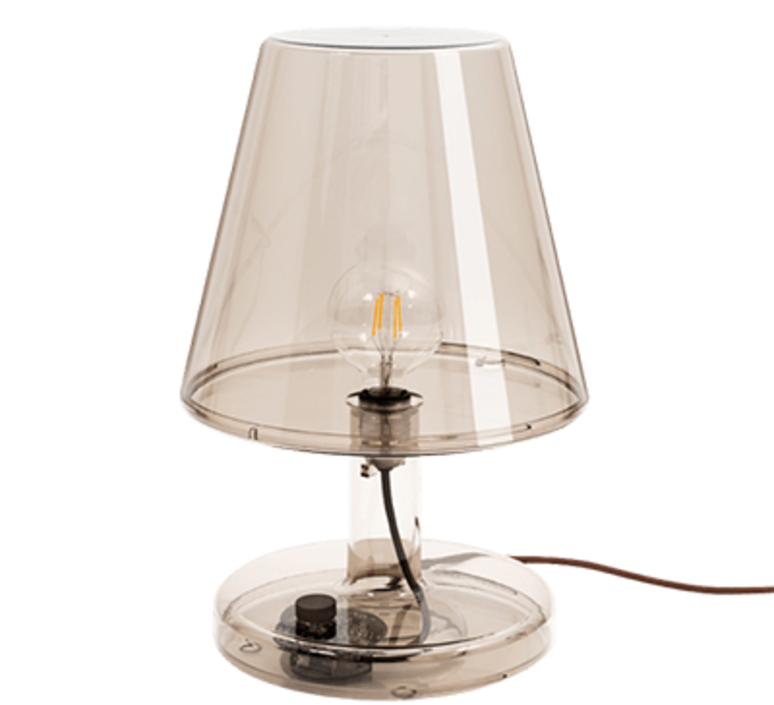 Trans parents  lampe a poser table lamp  fatboy 100565  design signed 58782 product
