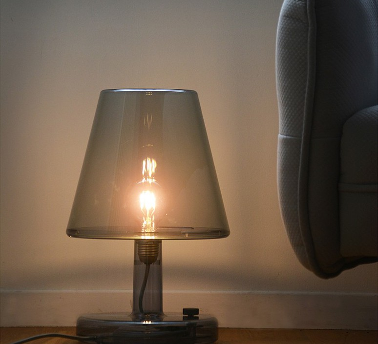 Trans parents  lampe a poser table lamp  fatboy 100561  design signed 58787 product