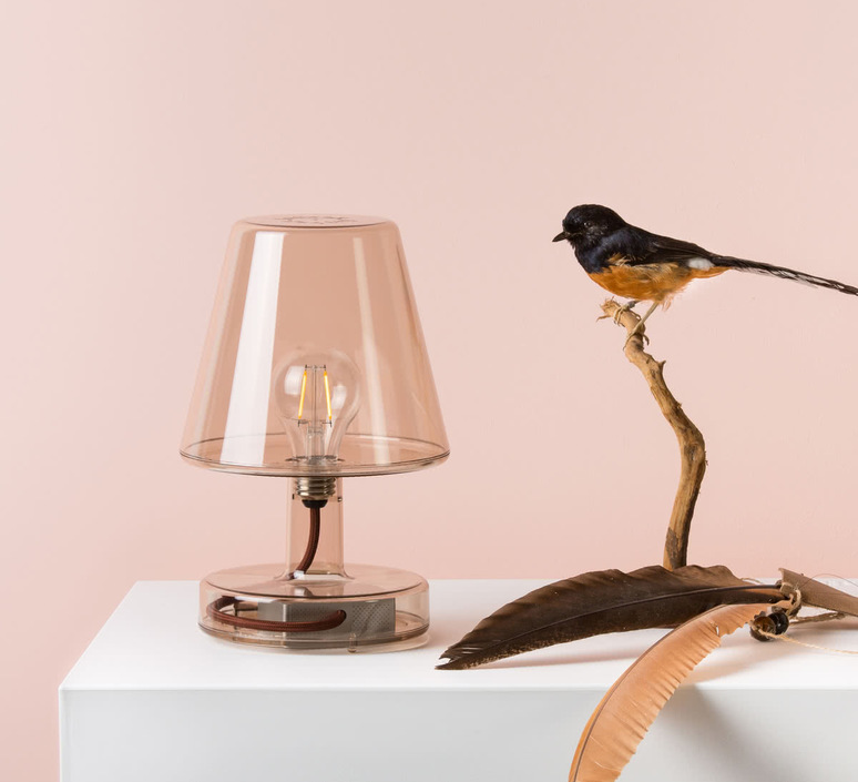 Transloetje  lampe a poser table lamp  fatboy 100539  design signed 58757 product