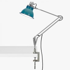 Type 1228 avec pince sir kenneth grange lampe a poser table lamp  anglepoise 32412  design signed 40823 thumb