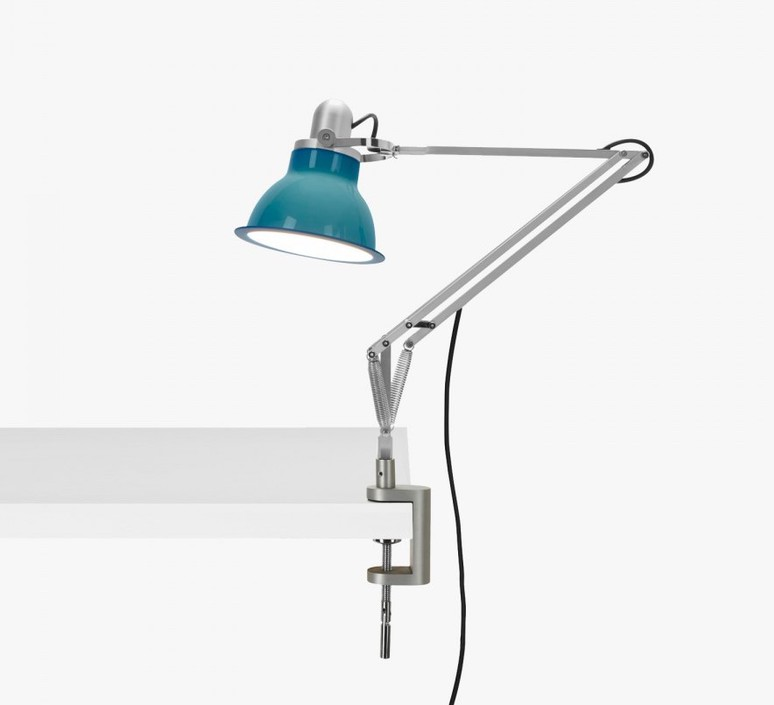 Type 1228 avec pince sir kenneth grange lampe a poser table lamp  anglepoise 32412  design signed 40827 product
