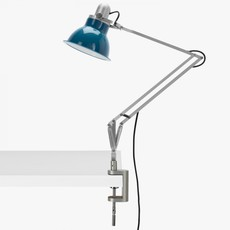 Type 1228 avec pince sir kenneth grange lampe a poser table lamp  anglepoise 32412  design signed 40829 thumb