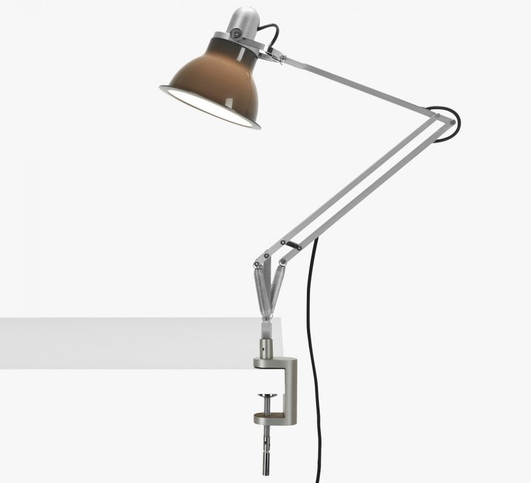 Type 1228 avec pince sir kenneth grange lampe a poser table lamp  anglepoise 32430  design signed 40809 product