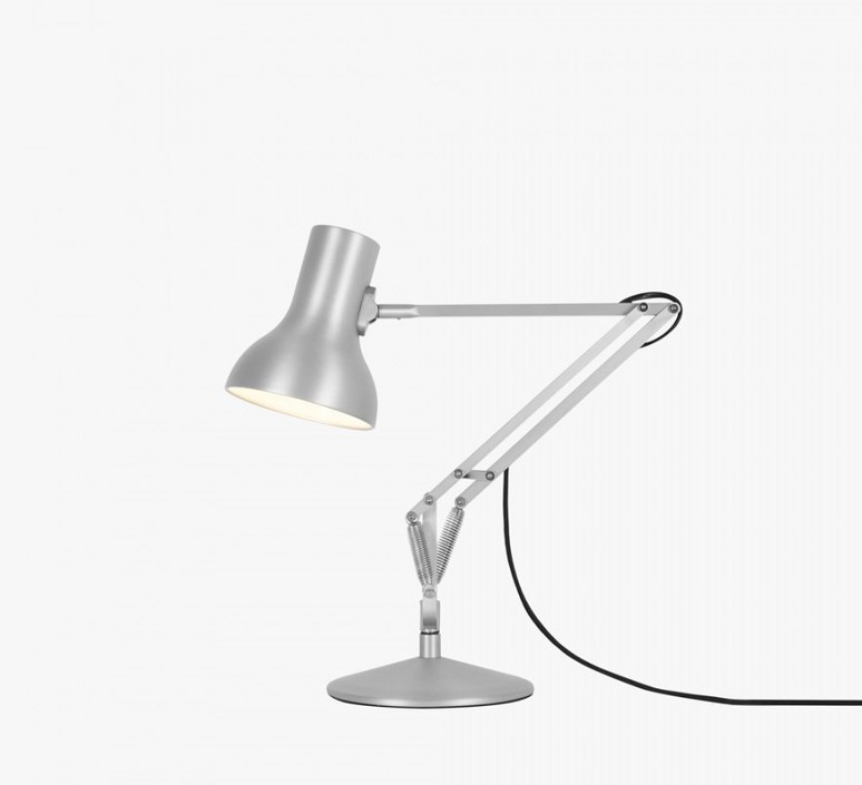 Type 75 mini metallic sir kenneth grange lampe a poser table lamp  anglepoise 32278  design signed 41001 product