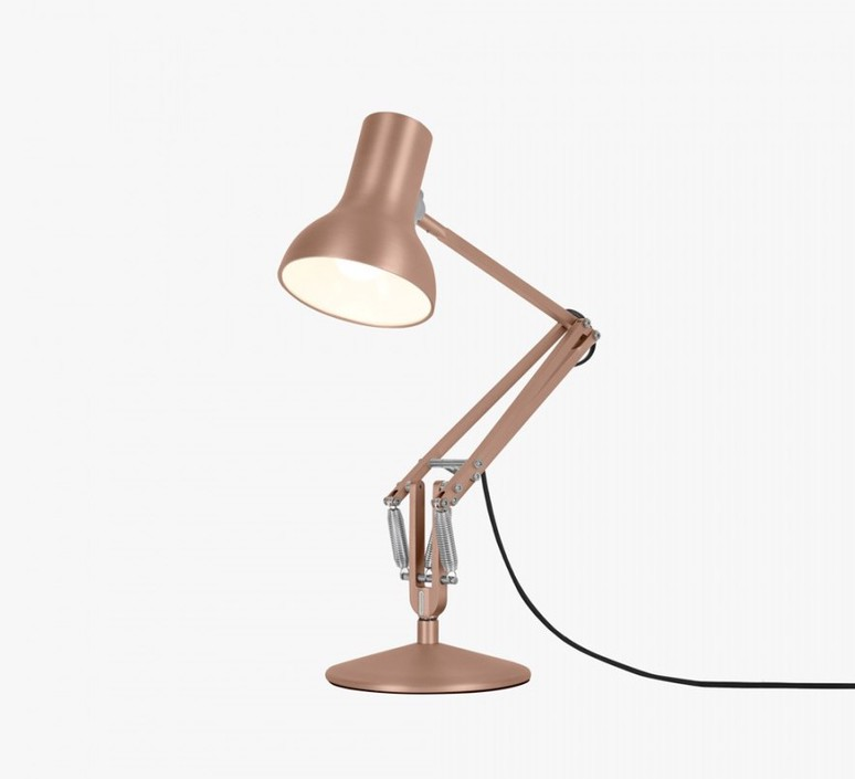 Type 75 mini metallic sir kenneth grange lampe a poser table lamp  anglepoise 32280  design signed 41006 product