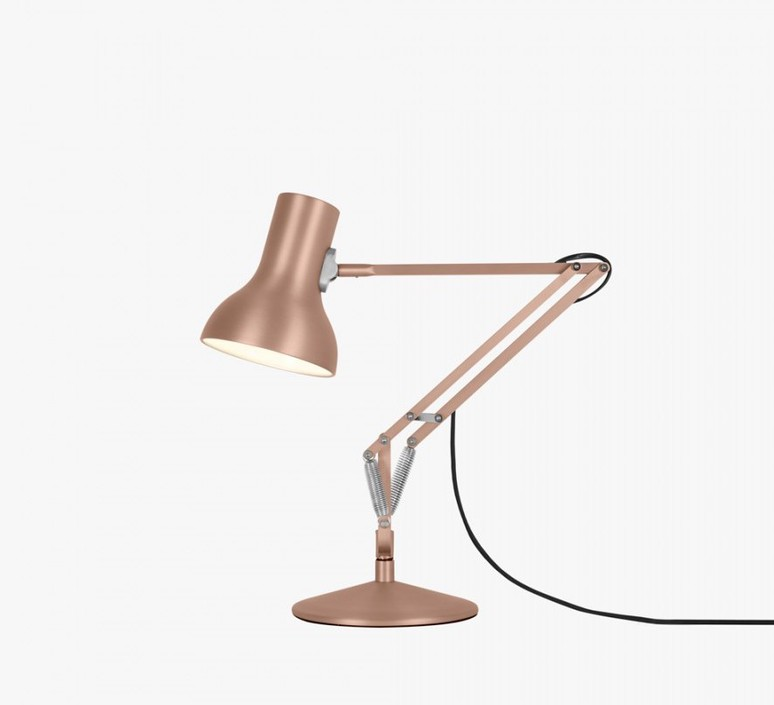 Type 75 mini metallic sir kenneth grange lampe a poser table lamp  anglepoise 32280  design signed 41007 product