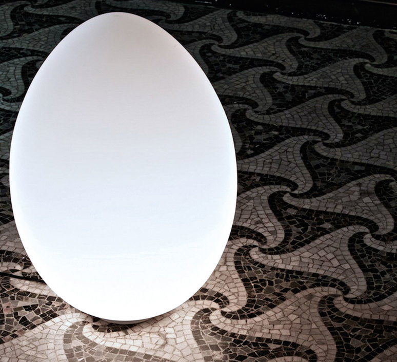 Uovo ufficio tecnico fontanaarte 2646 luminaire lighting design signed 14577 product