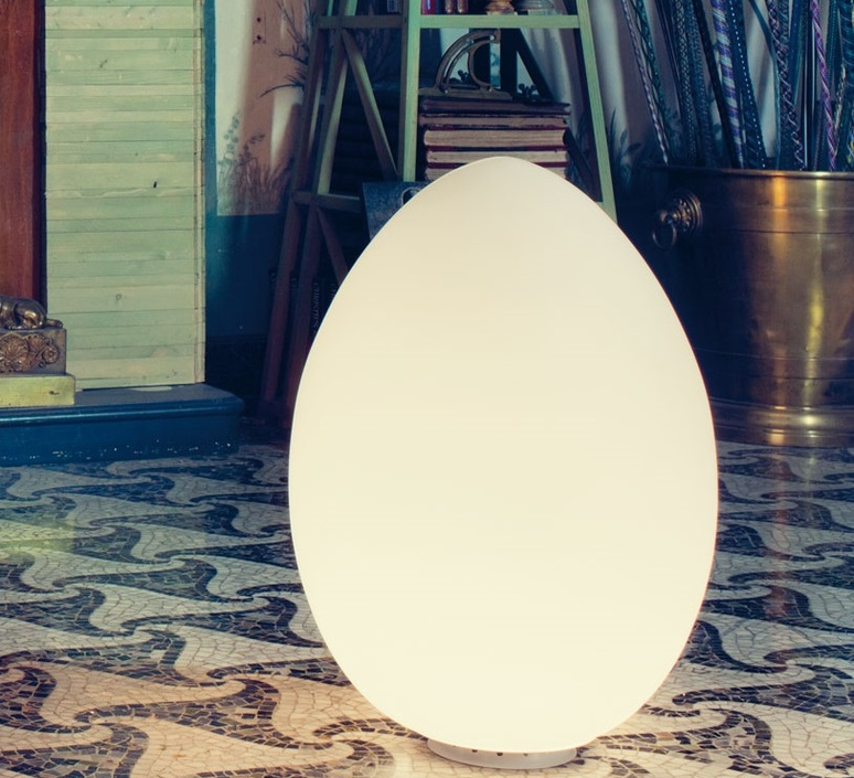 Uovo ufficio tecnico fontanaarte 2646 luminaire lighting design signed 14579 product