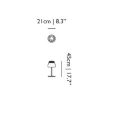 Valentine table  suspension pendant light  moooi molvata w  design signed 57963 thumb