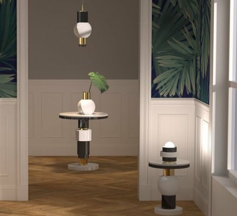 Vendome small eric willemart lampe a poser table lamp  casalto tablelamp vendome  design signed nedgis 90486 product