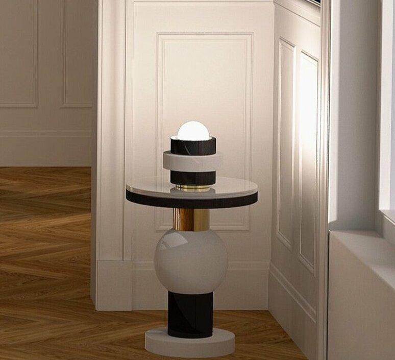 Vendome small eric willemart lampe a poser table lamp  casalto tablelamp vendome  design signed nedgis 90488 product