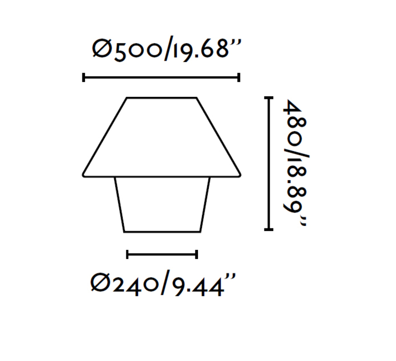 Versus pepe llaudet faro 74423 luminaire lighting design signed 14828 product