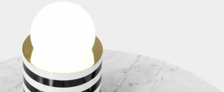 Lampe a poser vienna noir o12cm h20cm casalto normal