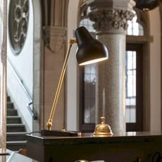 Vl38 vilhelm lauritzen lampe a poser table lamp  louis poulsen 5744163211  design signed 49018 thumb