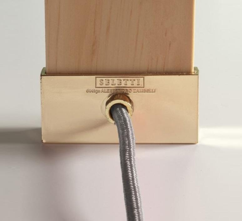 Woodspot alessandro zambelli seletti 13030 pin luminaire lighting design signed 16078 product