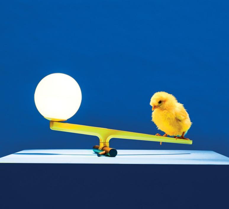 Yanzi neri et hu lampe a poser table lamp  artemide 1101010a  design signed 43107 product