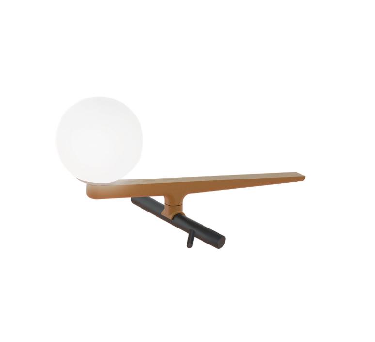 Yanzi neri et hu lampe a poser table lamp  artemide 1101010a  design signed 43108 product