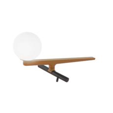 Yanzi neri et hu lampe a poser table lamp  artemide 1101010a  design signed 43108 thumb