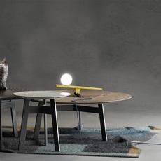 Yanzi neri et hu lampe a poser table lamp  artemide 1101010a  design signed 55194 thumb