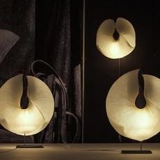 Yoruba rose ingo maurer lampe a poser table lamp  ingo maurer 2922000  design signed nedgis 65270 thumb