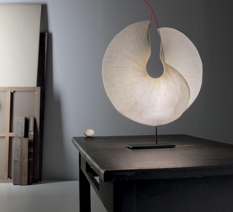 Yoruba rose ingo maurer lampe a poser table lamp  ingo maurer 2922000  design signed nedgis 65281 product