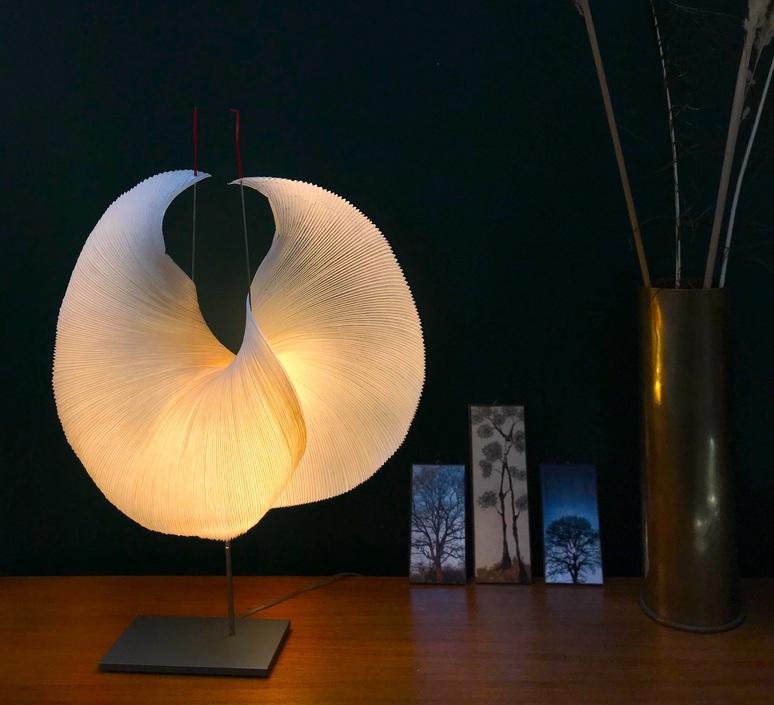 Yoruba rose ingo maurer lampe a poser table lamp  ingo maurer 2922000  design signed nedgis 73740 product