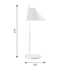 Yuh gamfratesi lampe a poser table lamp  louis poulsen 5744612568  design signed 49033 thumb