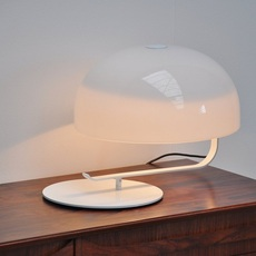 Zanuso marco zanuso oluce 275 blanc luminaire lighting design signed 22385 thumb