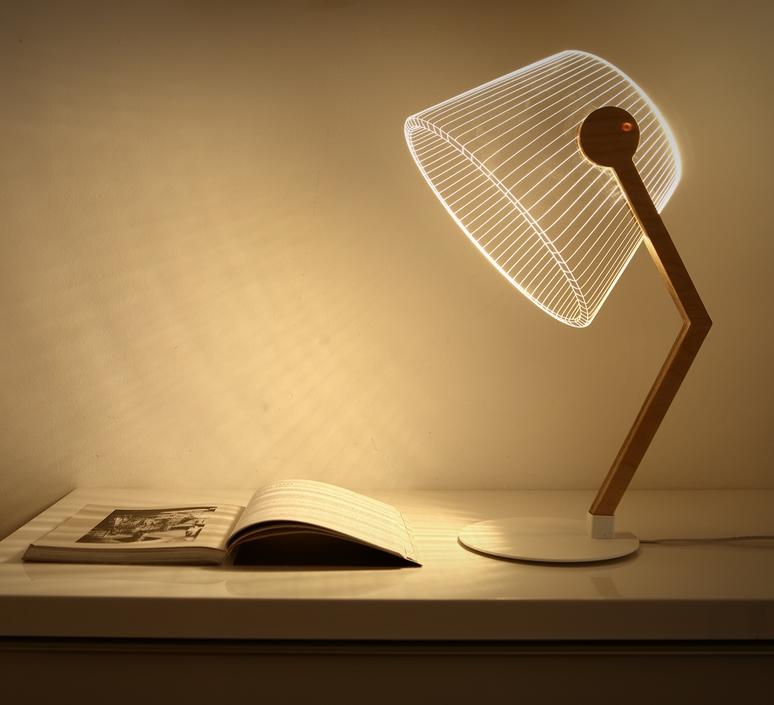 table lamp ziggi led h42cm studio cheha nedgis lighting. Black Bedroom Furniture Sets. Home Design Ideas