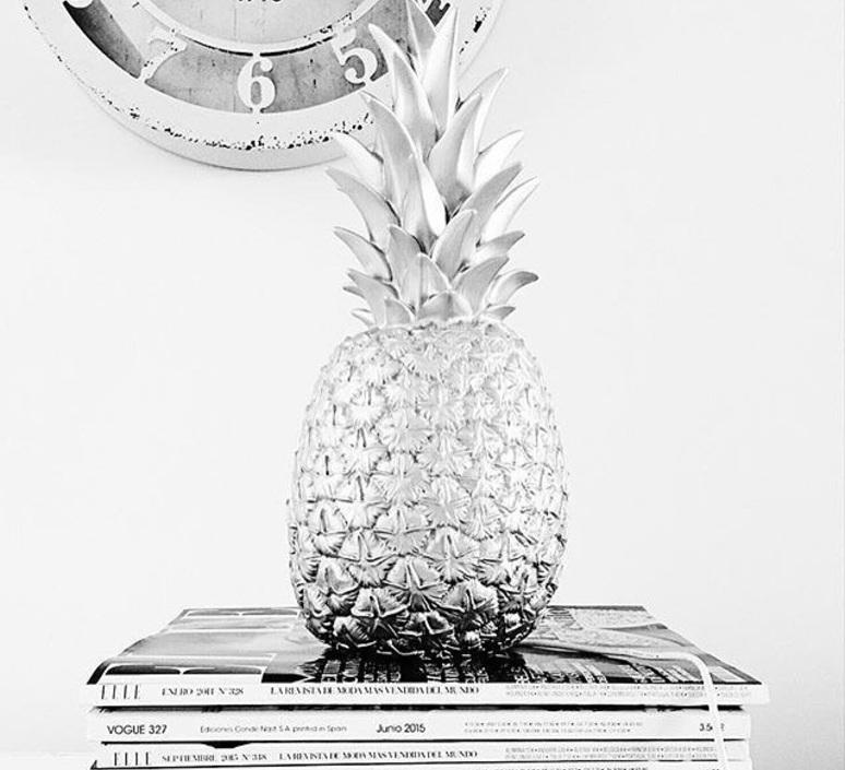 Ananas pina colada eva newton goodnight light pina colada argente luminaire lighting design signed 21565 product