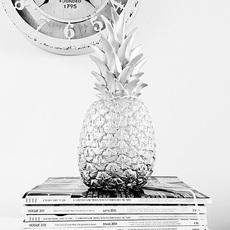 Ananas pina colada eva newton goodnight light pina colada argente luminaire lighting design signed 21565 thumb