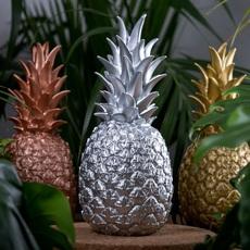 Ananas pina colada eva newton goodnight light pina colada argente luminaire lighting design signed 21566 thumb
