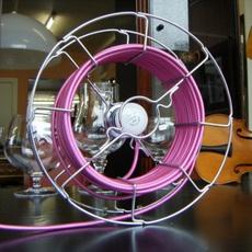 Arianna paolo ulian zava ariana lampe chrome cable cyclamen rayon luminaire lighting design signed 17451 thumb