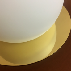 1 02 sophie gelinet et cedric gepner lampe a poser table lamp  haos 1 02 cognac  design signed 41568 thumb