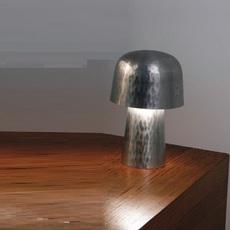 Chapeliere francois azambourg lignes de demarcation chapeliere martelee petite luminaire lighting design signed 23592 thumb