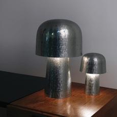 Chapeliere francois azambourg lignes de demarcation chapeliere martelee petite luminaire lighting design signed 23594 thumb