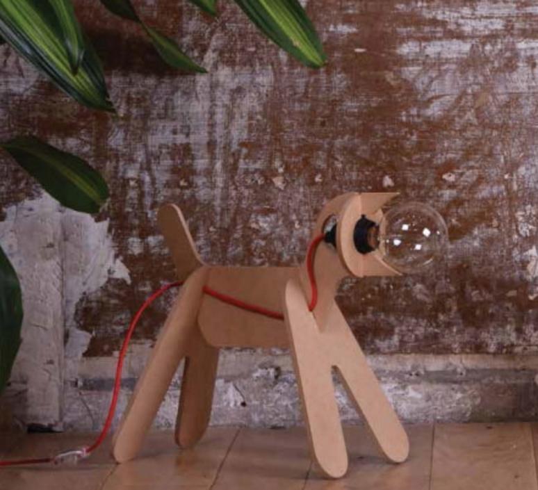 Get out dog clotilde julien eno studio cj01sa001000 luminaire lighting design signed 26997 product