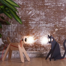 Get out dog clotilde julien eno studio cj01sa001000 luminaire lighting design signed 26998 thumb