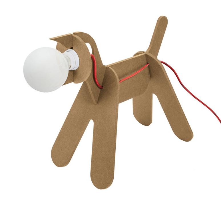 Get out dog clotilde julien eno studio cj01sa001000 luminaire lighting design signed 27001 product